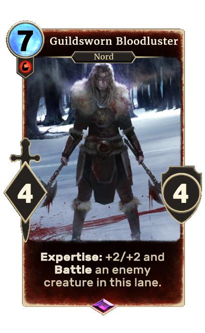 Guildsworn Bloodluster