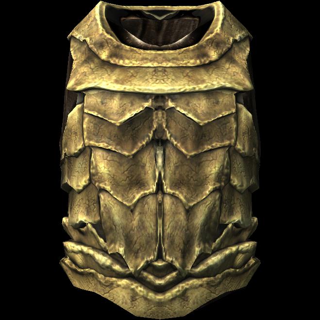Костяная броня
