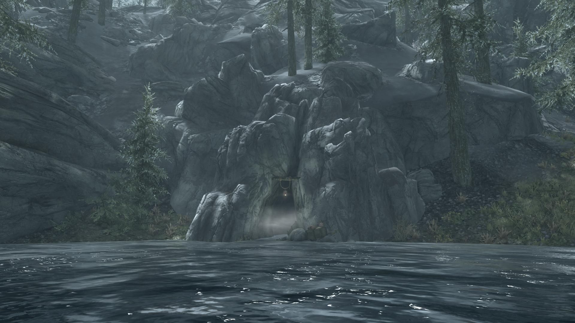 Пещера Каменный Ручей