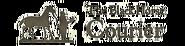 Black Horse Courier Logo