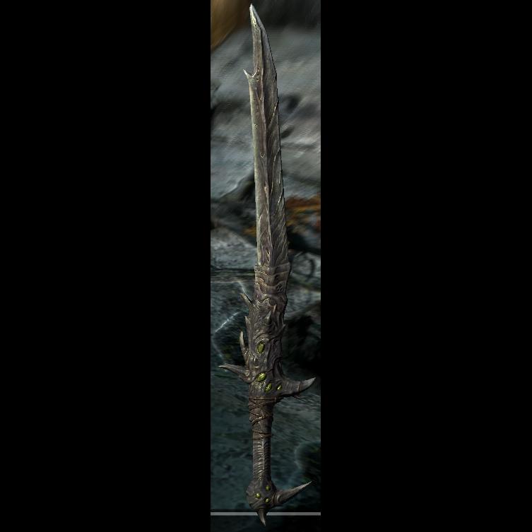 Фалмерский меч