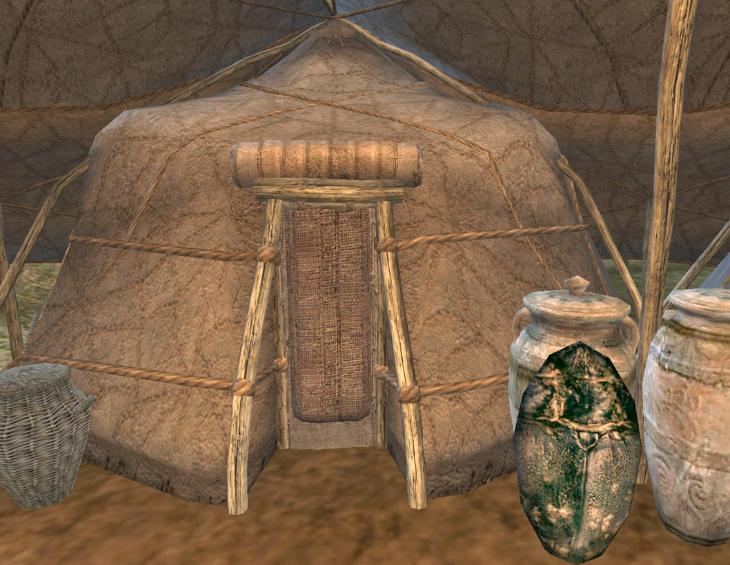 Minassour's Yurt
