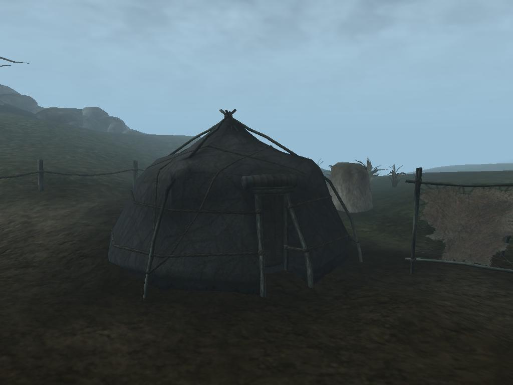 Nummu's Yurt