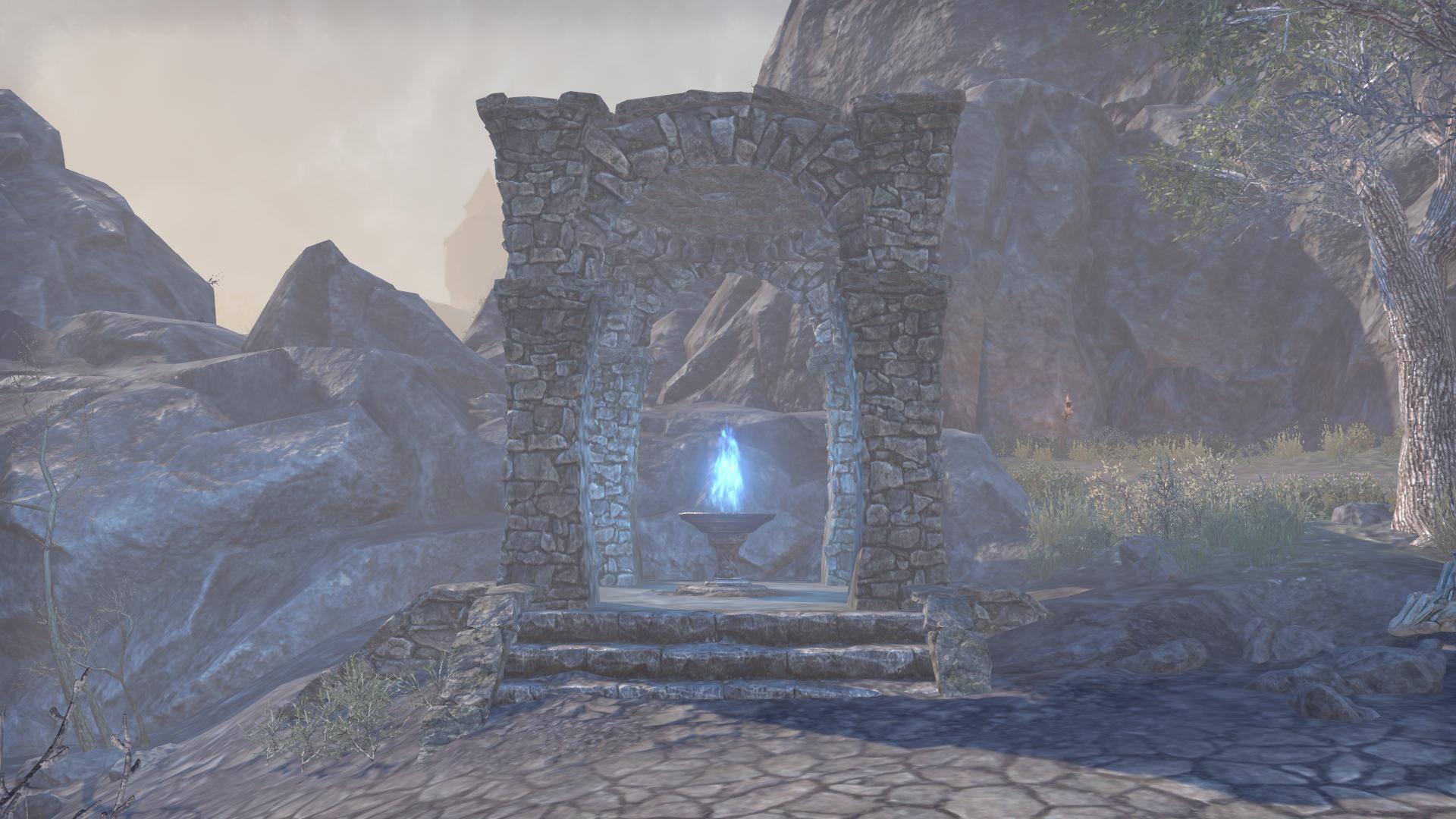 Дорожное святилище Картвастена
