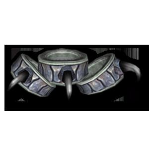 Кольцо костяного ястреба