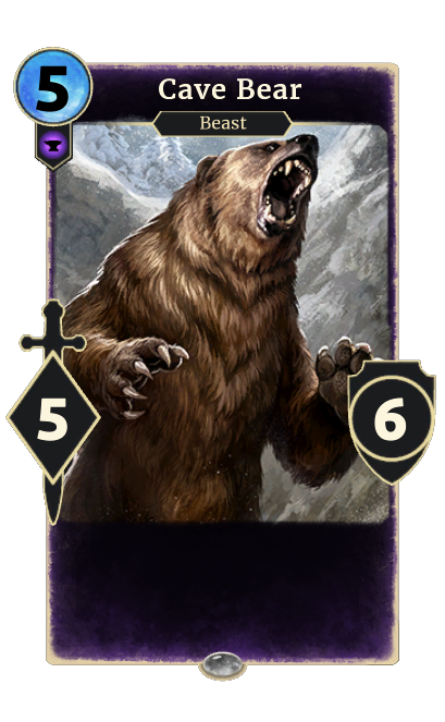 Cave Bear (Legends)
