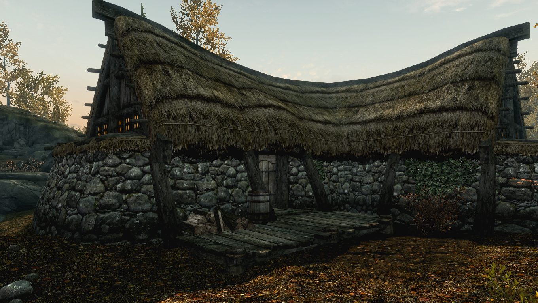 Klimmek's House