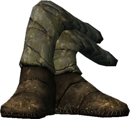 Temple Priest Boots