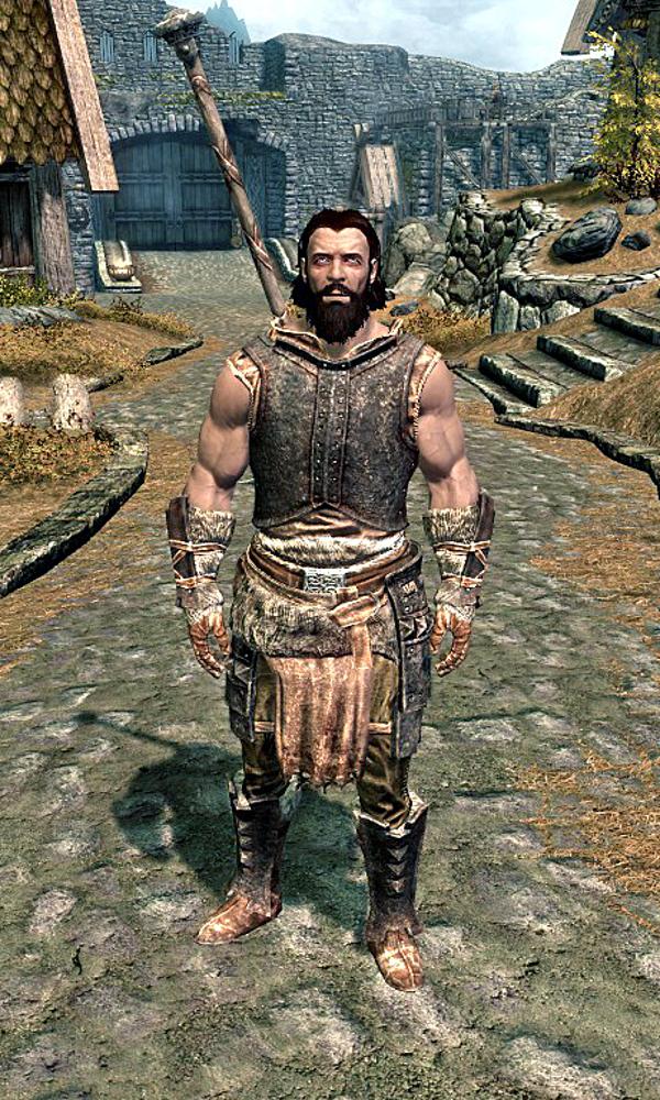 Ulfberth War-Bear
