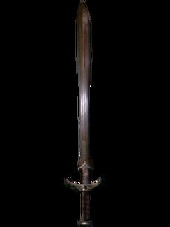 Стальной длинный меч (Morrowind)