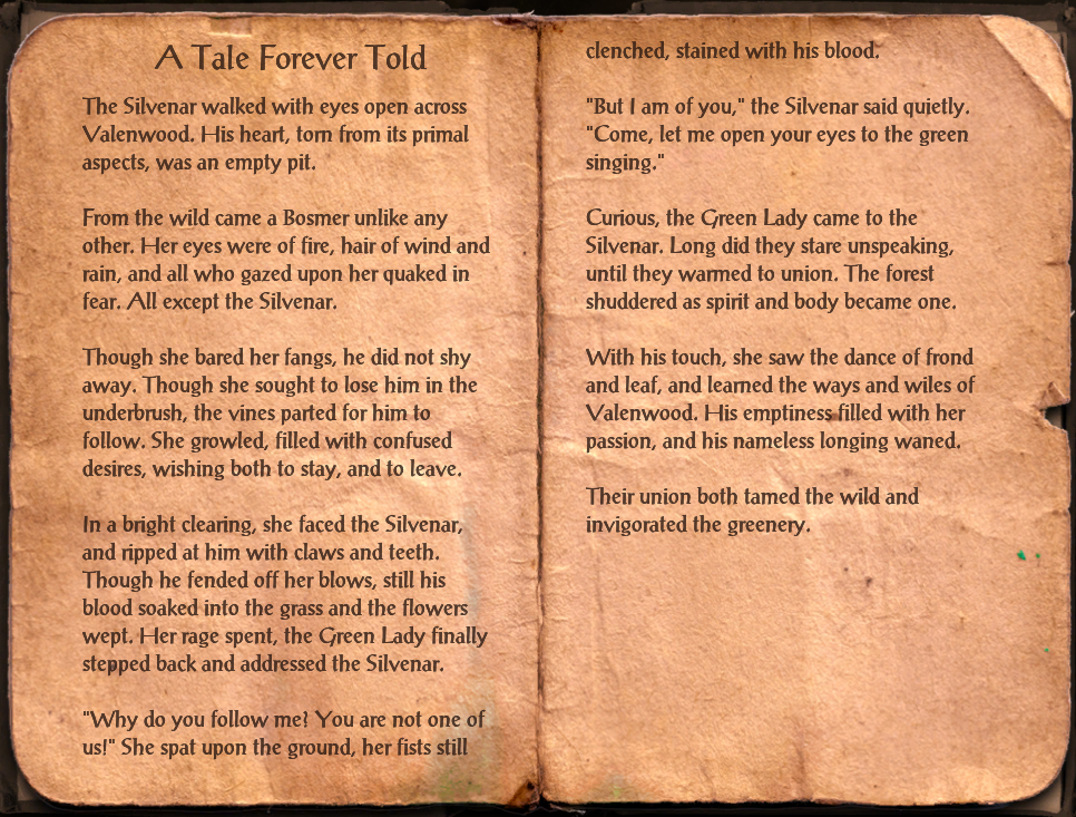 A Tale Forever Told (Book)