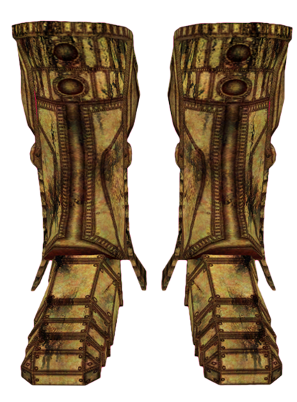 Boots of the Atronach