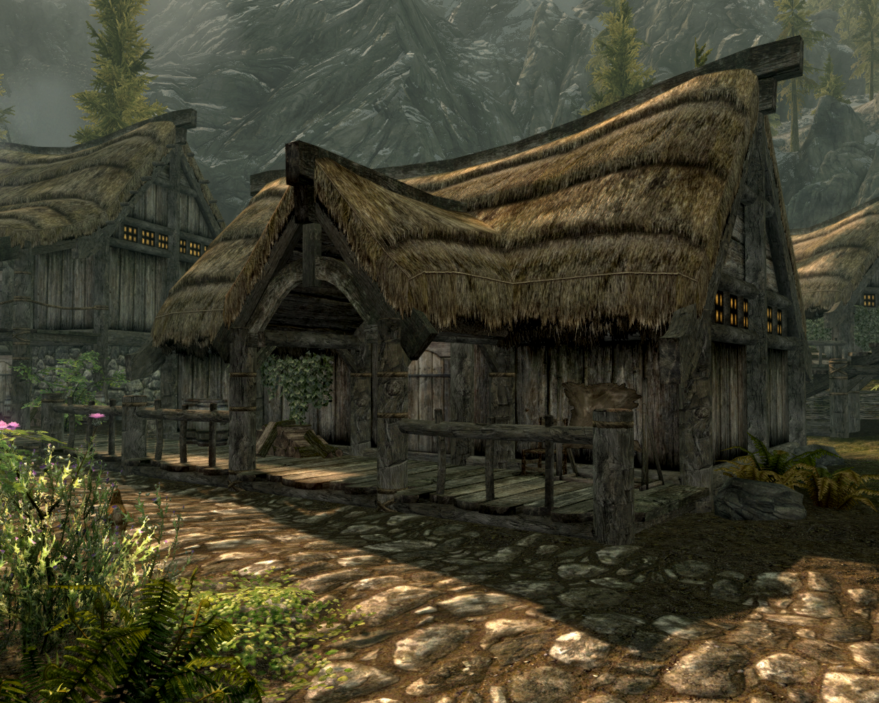 Дом Свена и Хильде