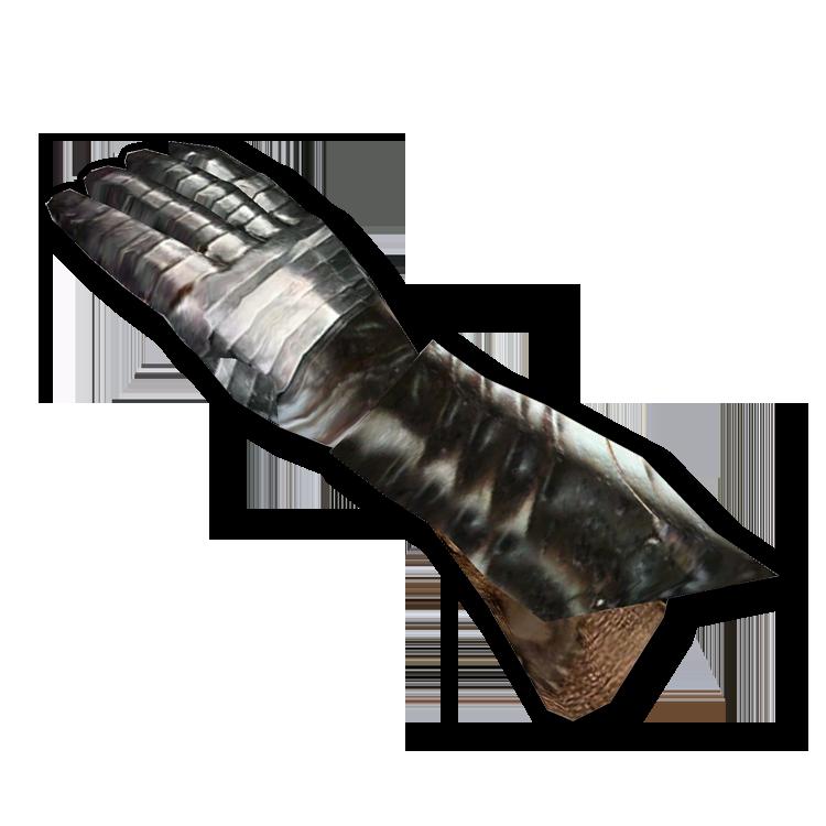 Стальные перчатки (Morrowind)