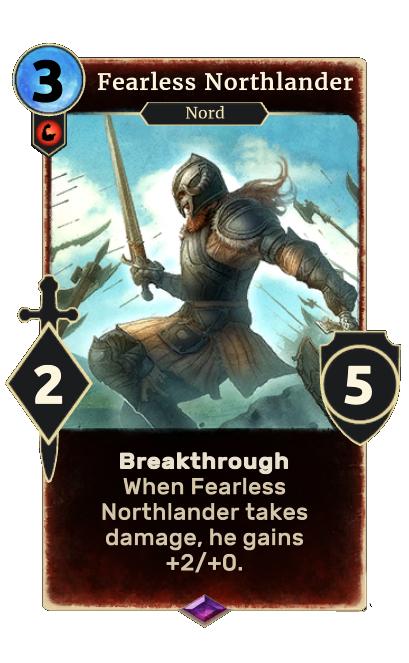Fearless Northlander