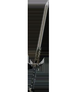 Saint's Black Sword