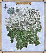 Mapa Solstheim (Morrowind)
