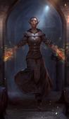 Портрет альтмера (женщина) 1