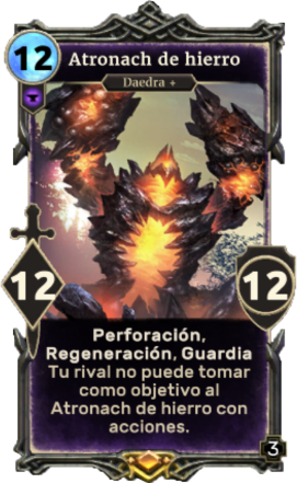 Atronach de hierro (Legends)