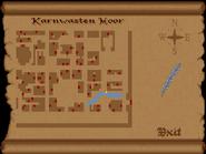 Karnwasten Moor full map