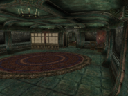 Mournhold Royal Palace Barenziah's Chambers Interior