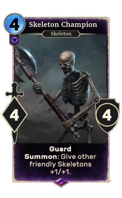 Skeleton Champion (Legends)
