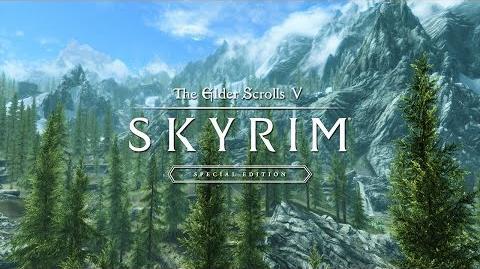 Skyrim Special Edition – Tráiler de juego 2