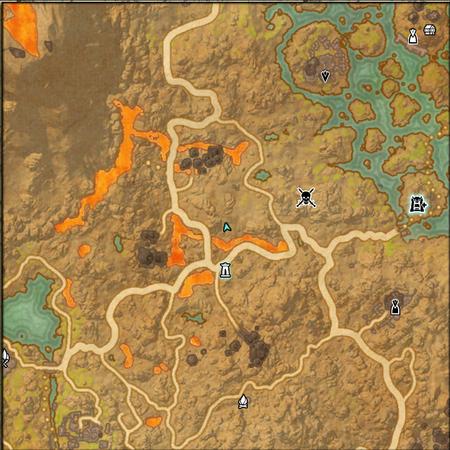 Zalkin-Sul Egg Mine - Exit Map Location.png