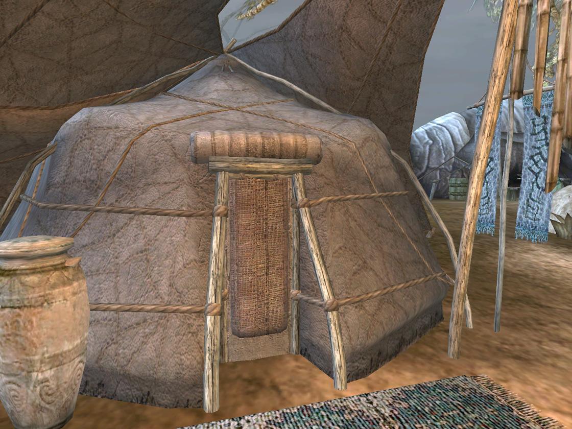 Ashibaal's Yurt