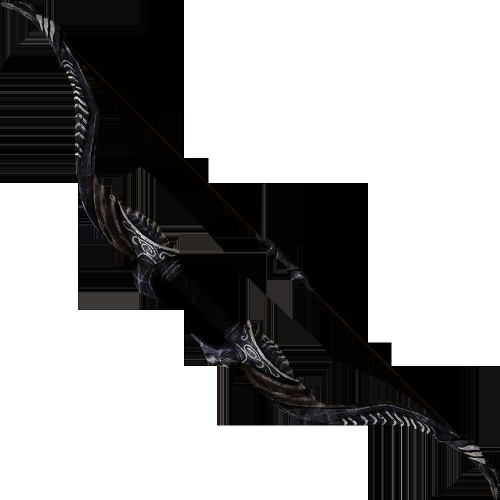 Ebony Bow (Skyrim)