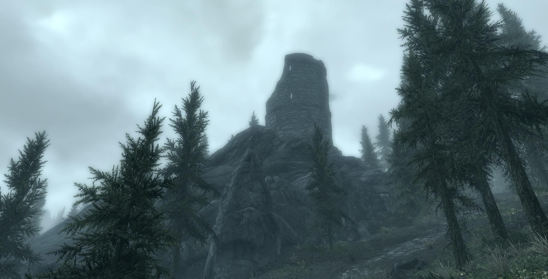 Фолкрит — Сторожевая башня