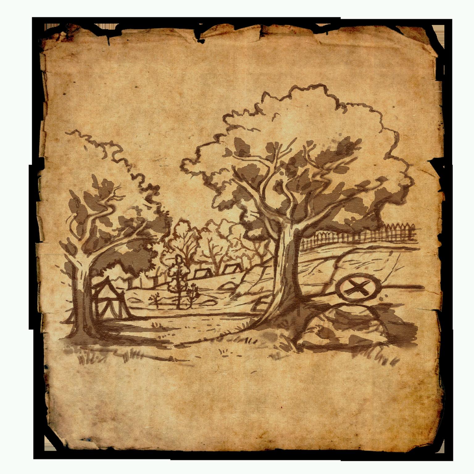 Glenumbra Treasure Map III