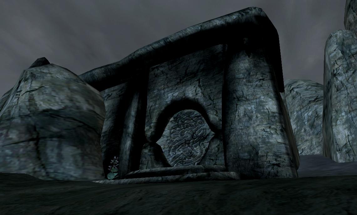 Gyldenhul Barrow (Bloodmoon)