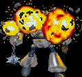 Iron Golem Explosion