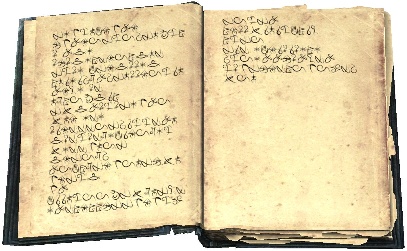 Magic Script Alphabet