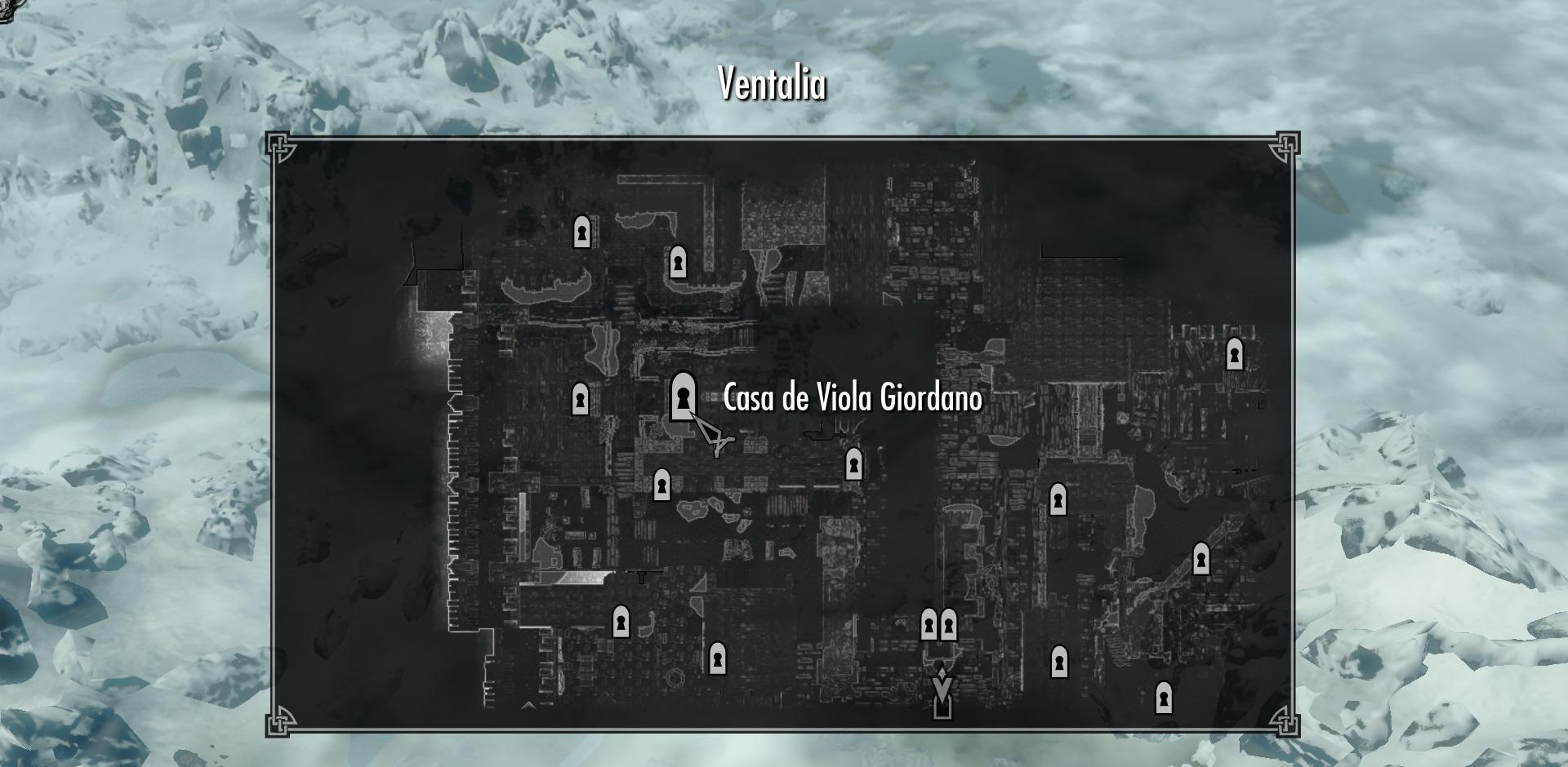 Casa de Viola Giordano