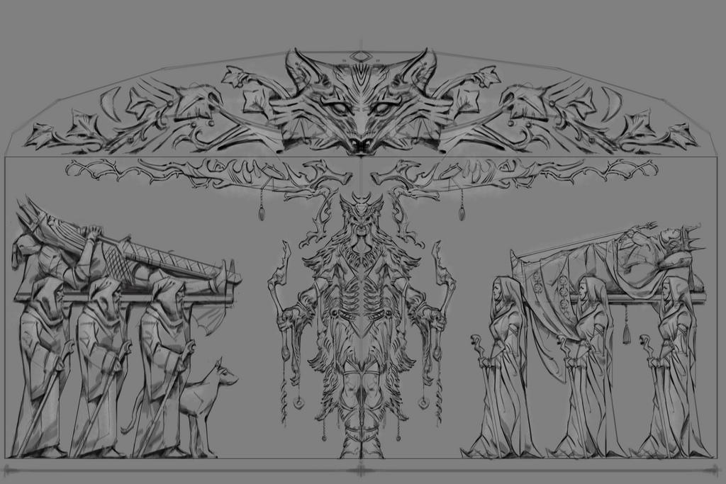 Ancient Nordic Pantheon