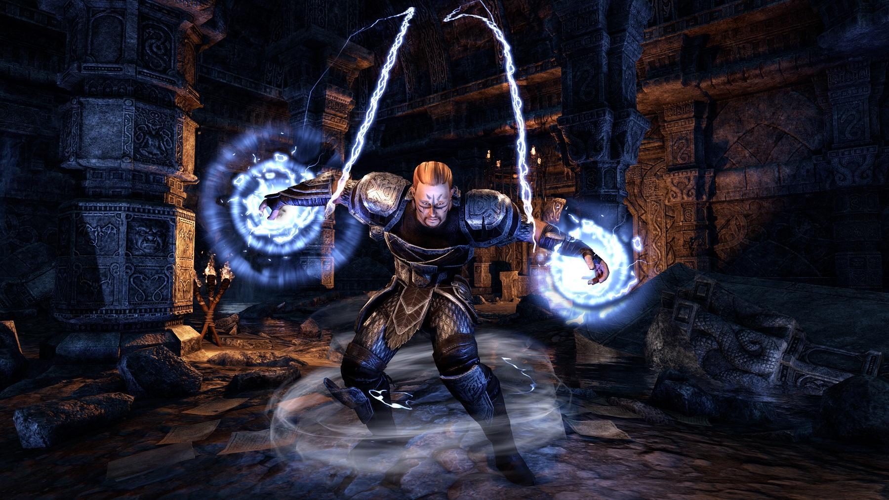 Storm Atronach Aura