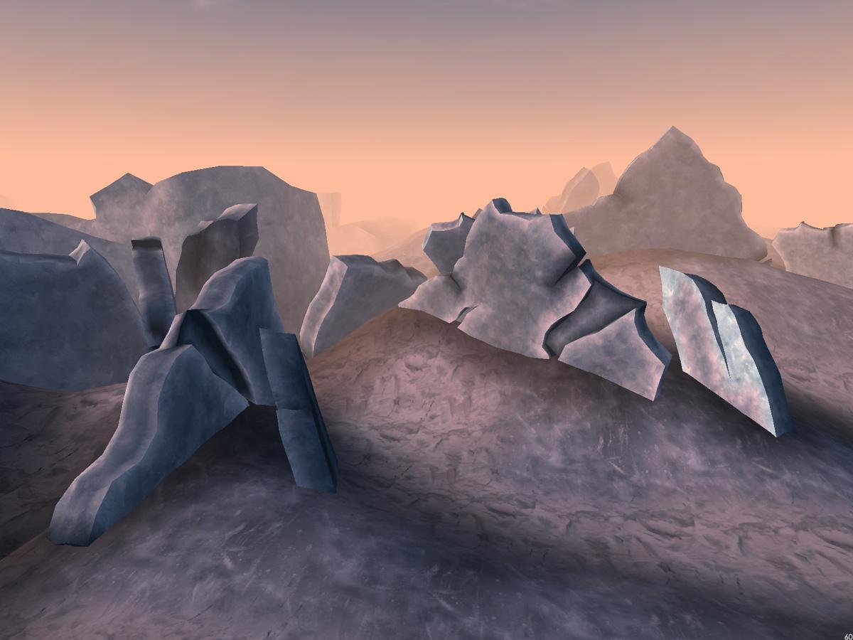 Горы Моэсринг