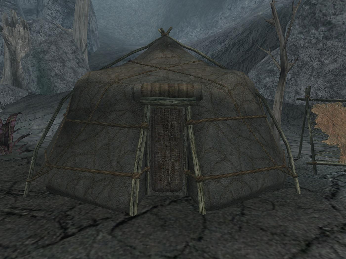 Addut-Lamanu's Yurt