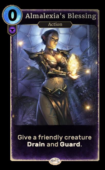 Almalexia's Blessing (Legends)