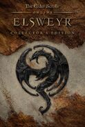 ESO Elsweyr Collector's Edition Box Art