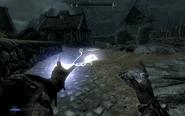 Lightning Bolt (first person)