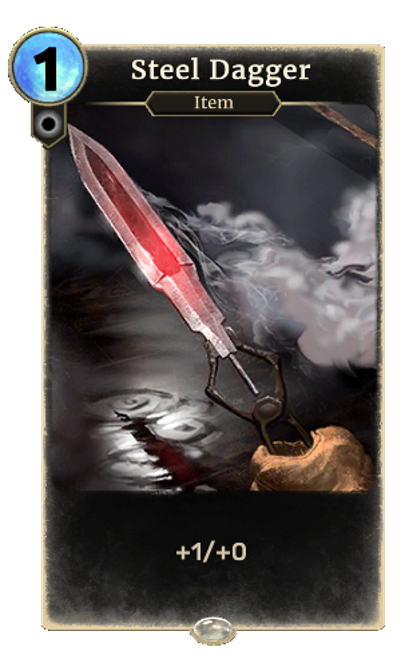 Steel Dagger (Legends)