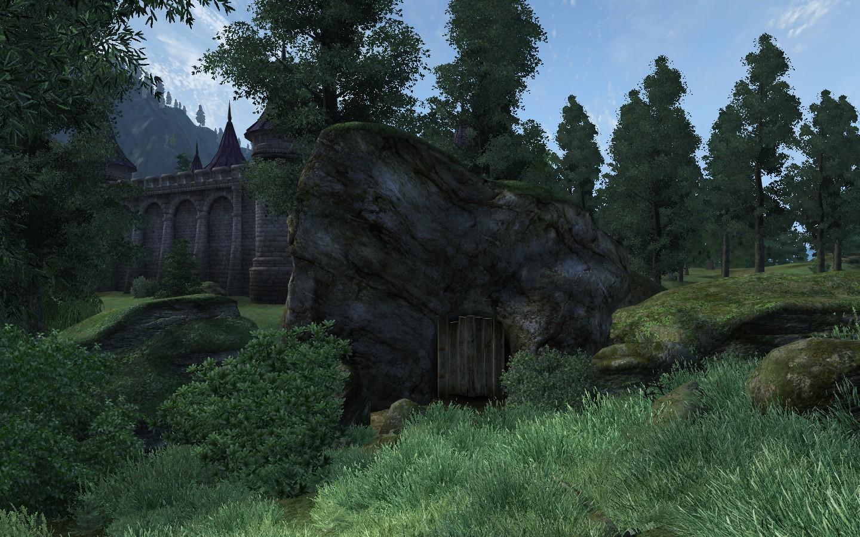 Пещера Быстрая Вода (Oblivion)