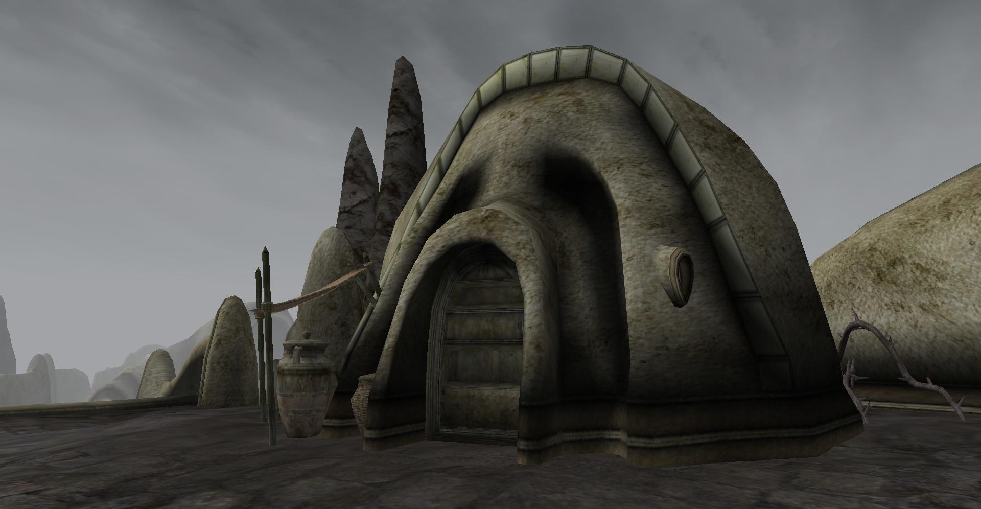 Aryni Orethi's House