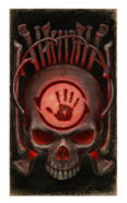 Dark Brotherhood card back SP