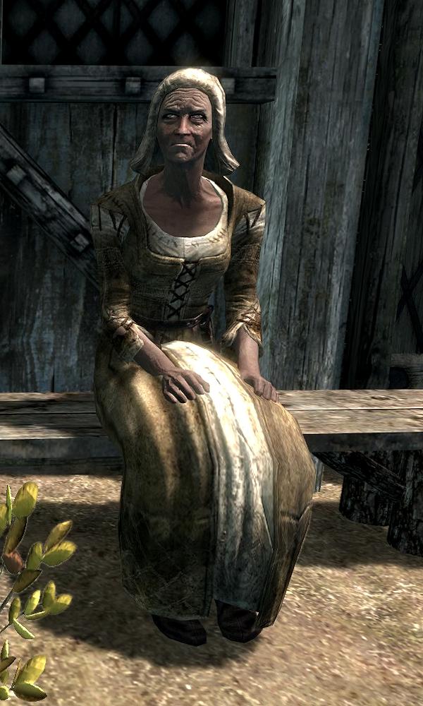 Olava the Feeble