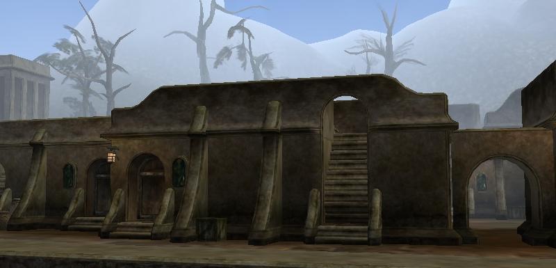 Dralosa Athren's House