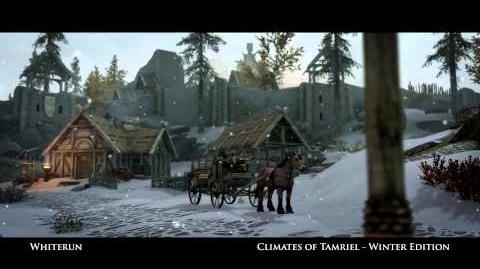 TESV SKYRIM - Climates of Tamriel V3 - Promo Video